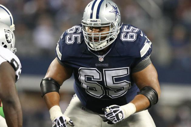 Cowboys' Ronald Leary Expected to Practice Today