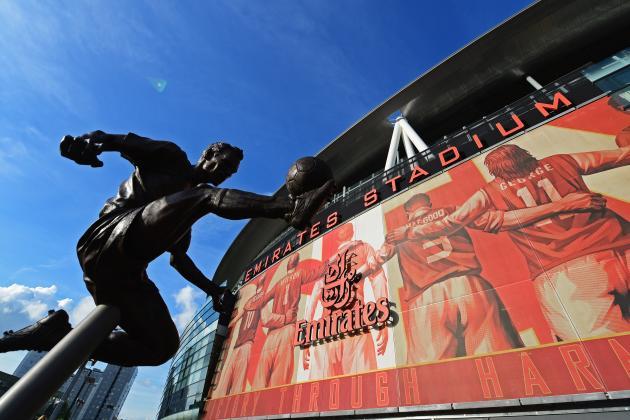 Emirates Cup 2014: Valencia vs. Monaco Date, Time, Live Stream, TV Info, Preview