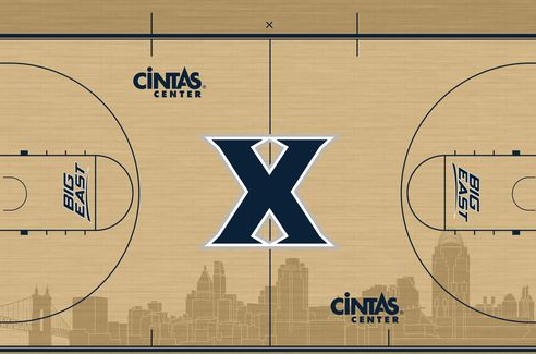 XU's Court to Get Facelift, Will Feature Cincy Skyline