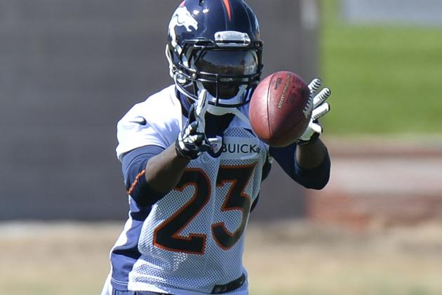 Ronnie Hillman Chases a Second Chance
