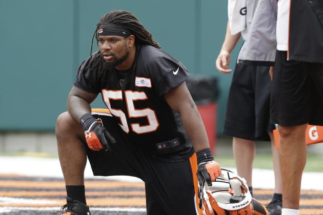 NFL Rumors: Latest Buzz Surrounding Vontaze Burfict, Alex Boone and More
