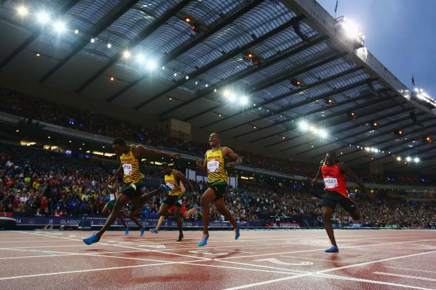 Commonwealth Games 2014: Day 8 Results, Updated Medal Table and Glasgow Schedule