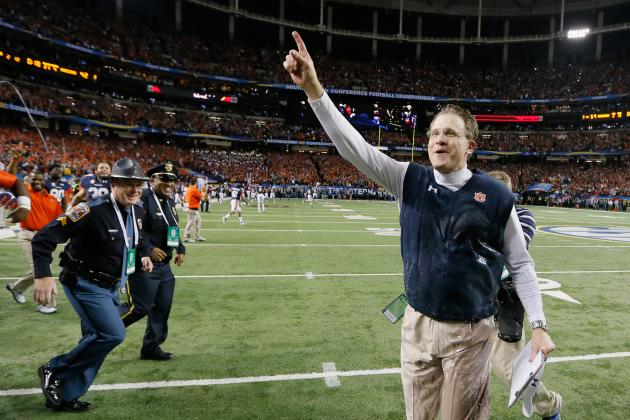 Auburn, Gus Malzahn Adding New Features to Offense