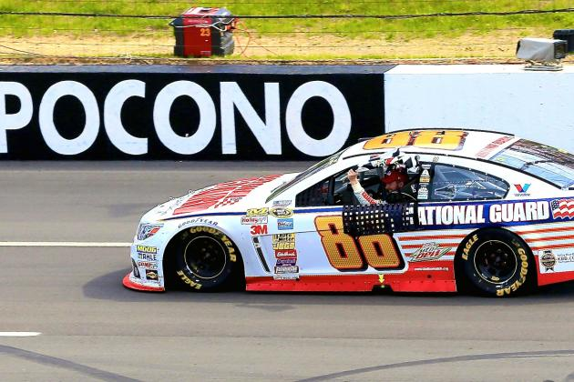 NASCAR's  Return to Pocono Shows Need for Major Change to Sprint Cup Schedule