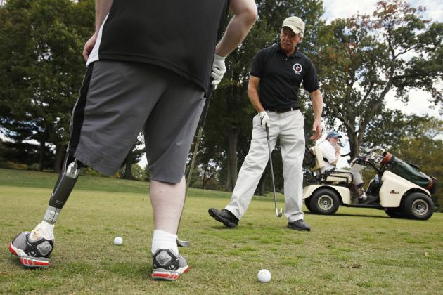'World's Largest Golf Outing' a Sporting Spectacle Helping Our Wounded Warriors