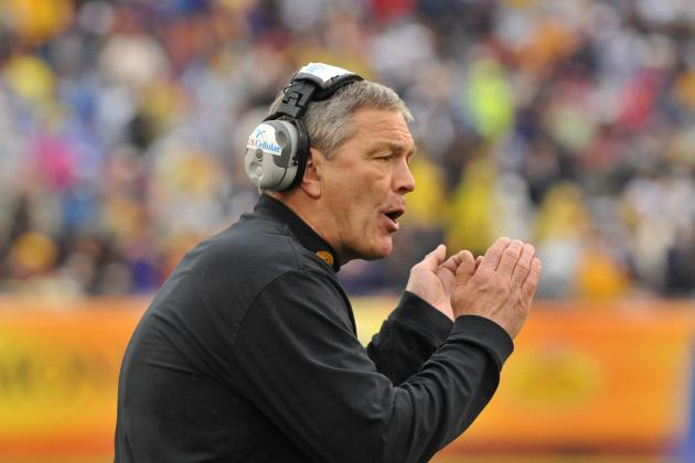 Kirk Ferentz Says 10-Game Conference Schedules Are Coming