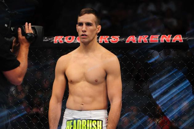 Rory MacDonald vs. Tarec Saffiedine Set as Main Event for UFC Fight Night 54