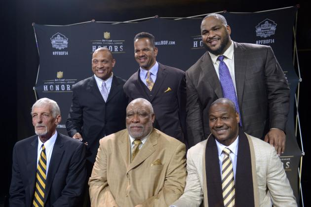2014 Pro Football Hall of Fame Inductees: Breaking Down This Year's Class