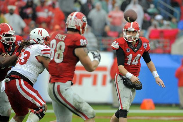 Georgia Football: Will the Bulldogs Feature the Spread Offense in 2014?
