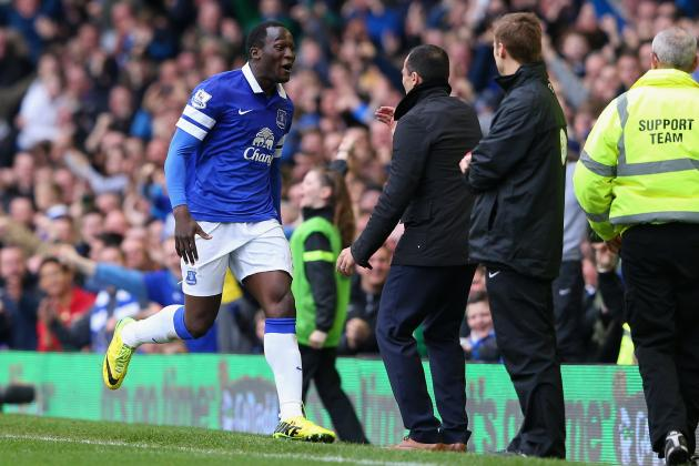 Romelu Lukaku's Transfer Remains a Massive Gamble for Everton