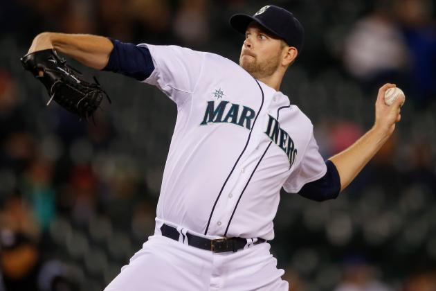 James Paxton to Start Saturday vs. Orioles