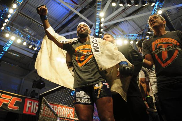 Yoel Romero Is a Middleweight Title Dark Horse