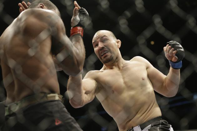 Glover Teixeira vs. Phil Davis Booked, Could Be Added to UFC 179