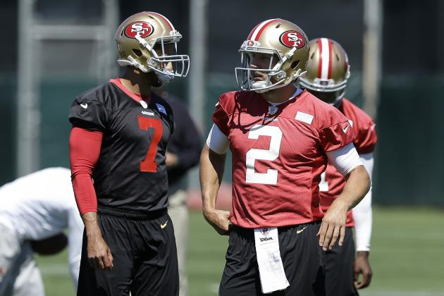 San Francisco 49ers: Can Blaine Gabbert Salvage His NFL Career?