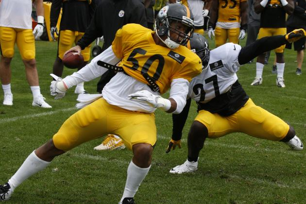 Pittsburgh Steelers: Ryan Shazier Poised to Be a Star