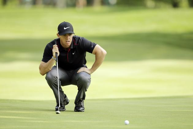 Rory McIlroy Looking Past Open Win to 2014 Bridgestone Invitational