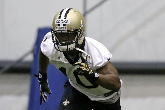 Brandin Cooks' Training Camp an Encouraging Sign for Fantasy Owners