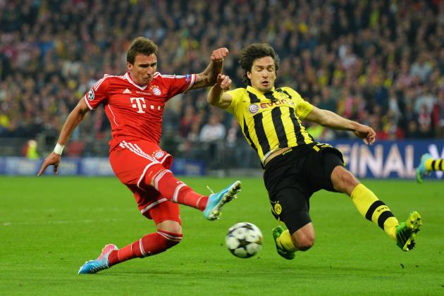 Manchester United Transfer News: Mats Hummels Deal Influenced by Liverpool