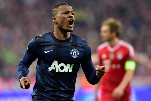 Patrice Evra Says Louis Van Gaal Wanted Him as Captain, Urges Nani Juventus Move