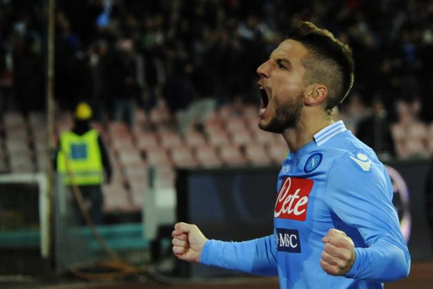 Can Dries Mertens Establish Himself as an Automatic Pick for Napoli This Season?