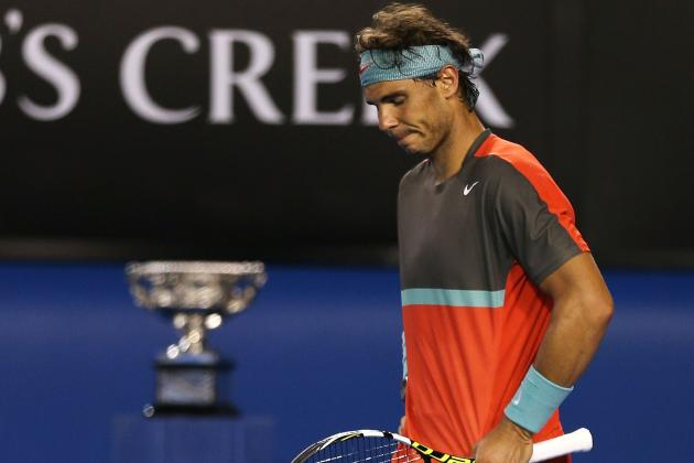 How Rafael Nadal's Injuries May Cause a Late-Career Scheduling Shift