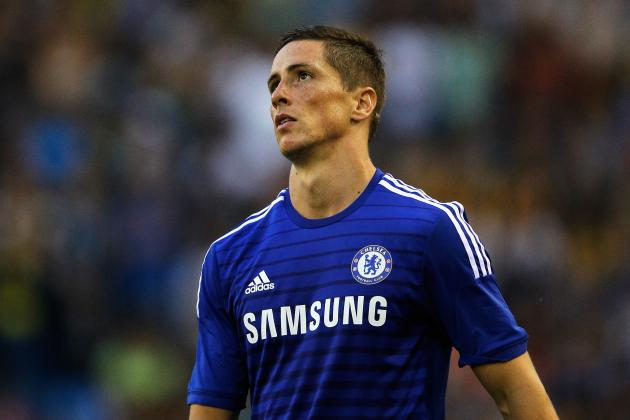 Fernando Torres Needs to Make the Most of 2014-15 Season at Chelsea