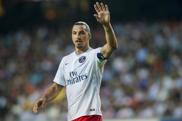 PSG vs. Guingamp: How Teams Will Line Up in Trophee Des Champions