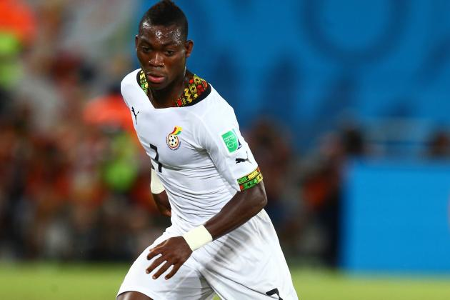 Christian Atsu to Everton: Latest Transfer Details, Reaction and More