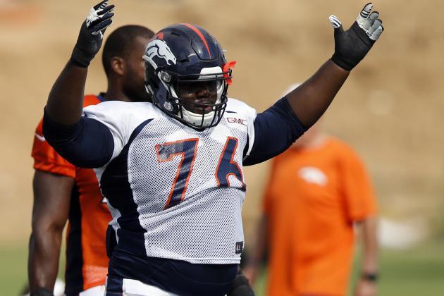 Broncos Camp Report: Day 8