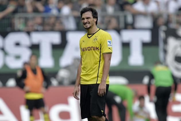 Could Borussia Dortmund Improve by Reinvesting Mats Hummels Transfer Fee?