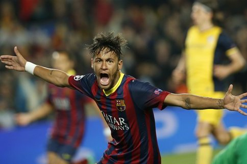 Neymar Fitness a Big Boost for Him and for Barcelona