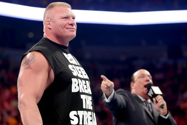 Brock Lesnar Must Defeat John Cena at SummerSlam