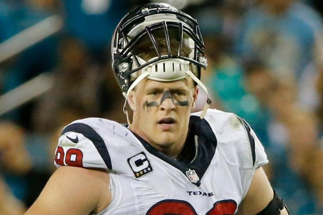 All Work and No Play for J.J. Watt