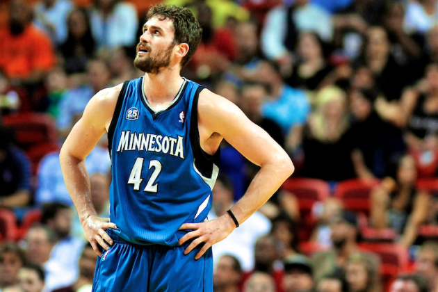 Kevin Love May Need Partnership with Cavs as Much as LeBron and Co. Need Him