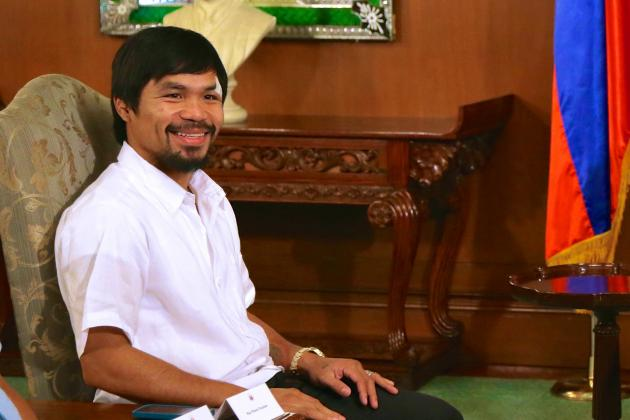 Manny Pacquiao Reportedly Set to Retire in 2016, Hints at Senate Run