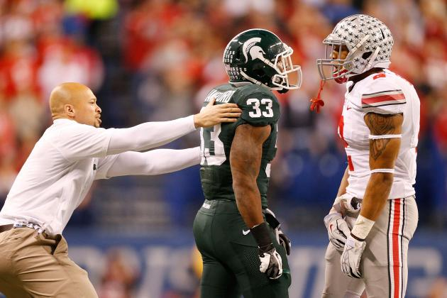 Michigan Is Ohio State's Only Rival, but Michigan State Can't Be Ignored