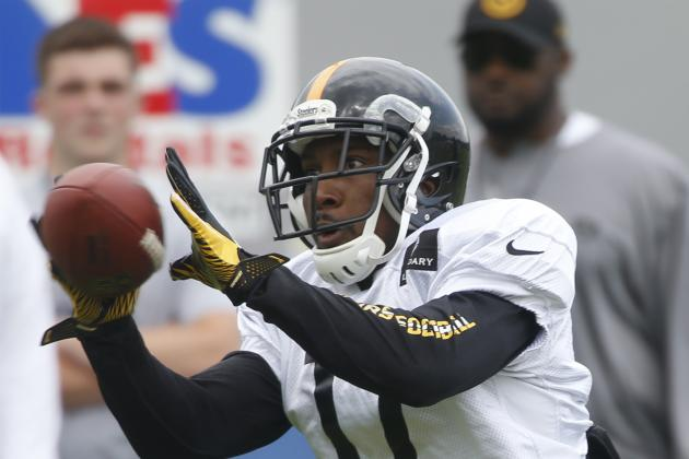 Wheaton Ready to Step into Steelers' Limelight