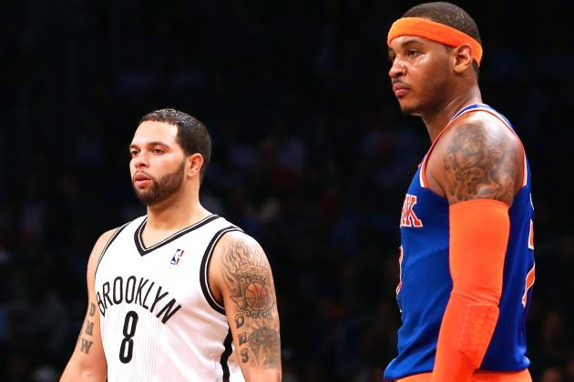 Who Is Winning the NBA's Battle for New York: The Knicks or the Nets?