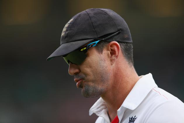 Kevin Pietersen Too Late to Be Considered for an England Test Recall