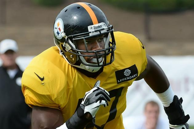Versatility a Key to Rising Above the Crowd for Steelers' Garvin