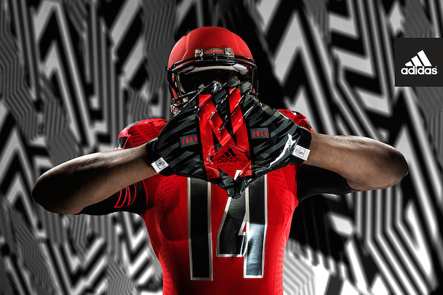 Adidas Unveils New Red Rising TECHFIT Alternate Uniforms for Nebraska