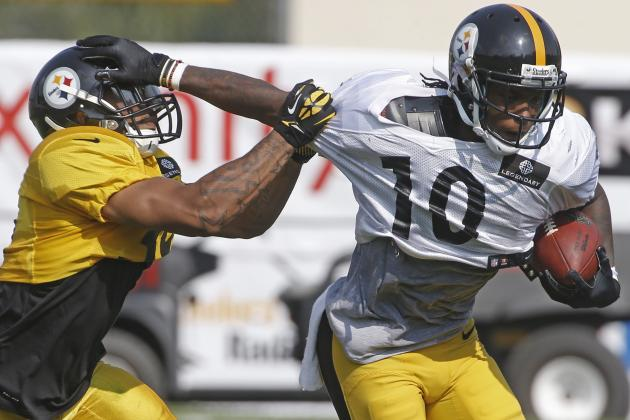Steelers Need to See More of WR Martavis Bryant