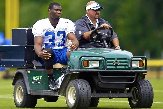Injuries Continue to Steal the Spotlight at Indianapolis Colts Training Camp