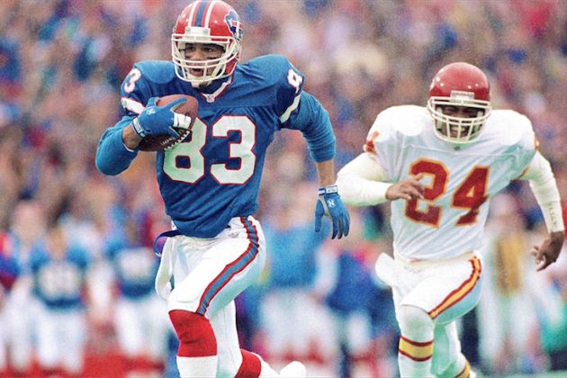 Andre Reed: Inside the Legacy of 2014 Pro Football Hall of Fame Inductee