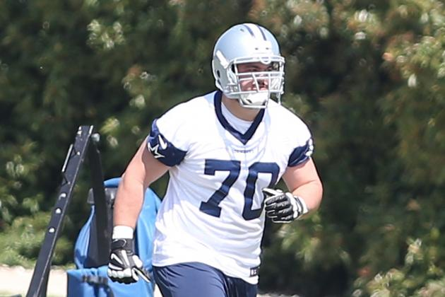 Camp Report, Practice Number Seven: The Offensive Line Dominates