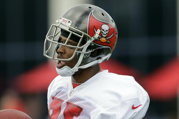 Bucs' Tommy Streeter Turning Heads