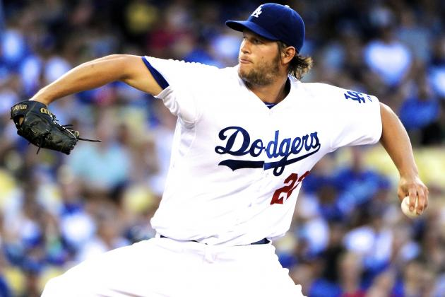 Clayton Kershaw Dominant as Dodger Wins 10th Straight