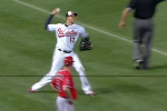 Watch: Machado's Cannon Nails Pujols Again
