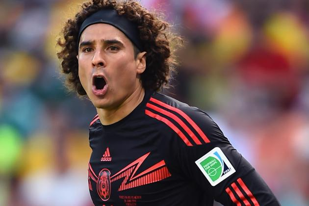 Guillermo Ochoa to Malaga: Latest Transfer Details, Comments and Reaction