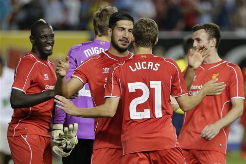 Liverpool vs. AC Milan: Date, Time, Live Stream, TV Info and 2014 ICC Preview